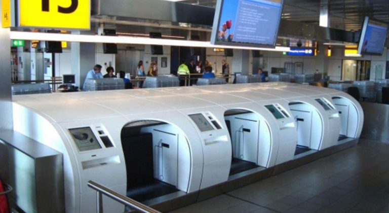 The stress-increasing self-service of KLM and other minor suffering